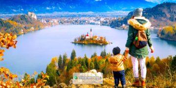 Cosa vedere a Bled, il lago e la città delle Alpi Giulie