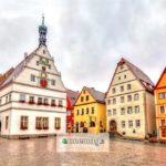 Cosa vedere a Rothenburg ob der Tauber, il borgo fortificato in Baviera
