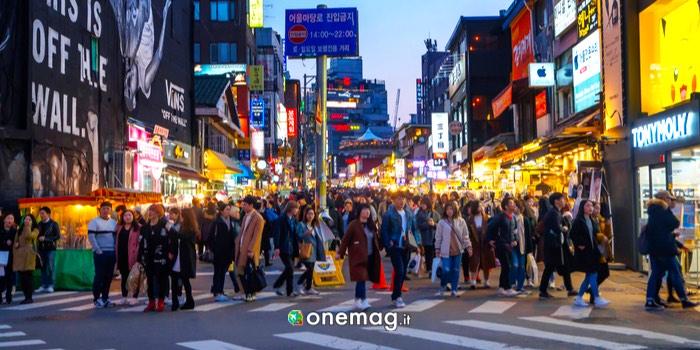 Cosa vedere nel quartiere di Hongdae