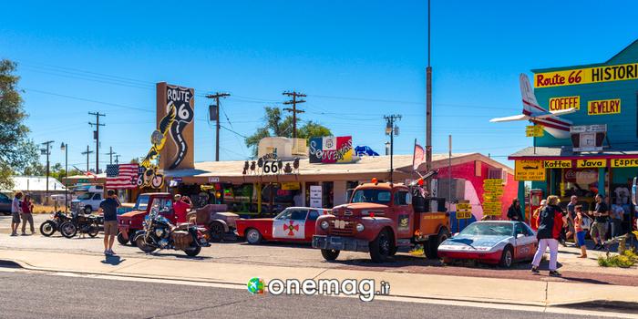 Historic Seligman Sundries Route 66