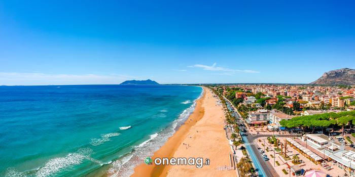 Le spiagge di Terracina