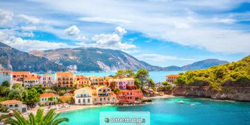 L'isola di Cefalonia in Grecia
