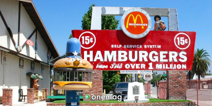 McDonald's Museum, San Bernardino - Route 66