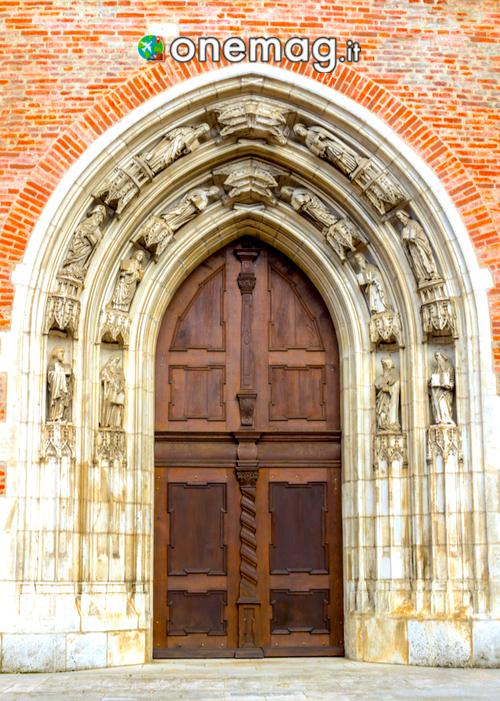 Portale Ovest della cattedrale di Ingolstadt