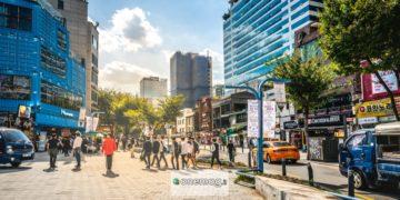 Quartiere Hongdae | Il quartiere di Seul