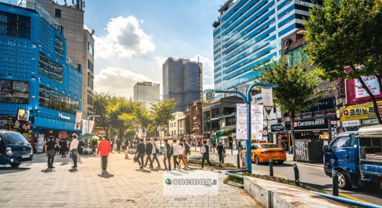 Quartiere Hongdae   Il quartiere di Seul
