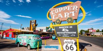 Route 66, 9° tappa: da Flaggstaff a Los Angeles