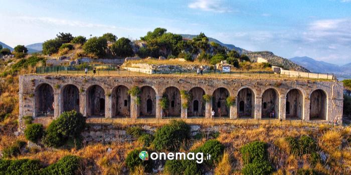 Tempio di Anxur, Terracina