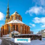 Tour alla storica chiesa di San Pietrodi Riga
