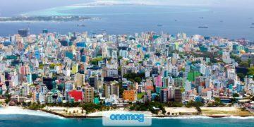 Benvenuti a Male, la piccola capitale delle Maldive