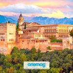 Guida di viaggio dell'Alhambra a Granada
