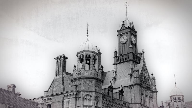 Antica immagine di Leeds | La storia di Leeds in Regno Unito