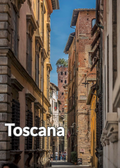 Box Toscana