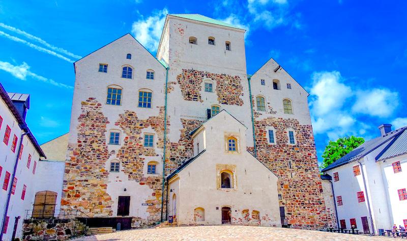 Castello di Turku | Facciata
