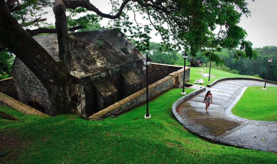 Tobago, Fort King George
