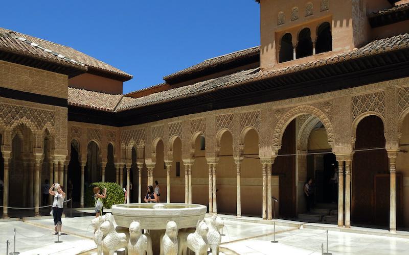 Cosa vedere all'Alhambra