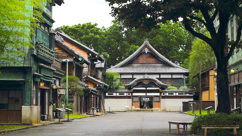 Cosa vedere nel Museo architettonico all'aperto di Edo-Tokyo