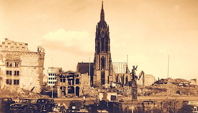 Il Duomo di San Bartolomeo e le distruzioni