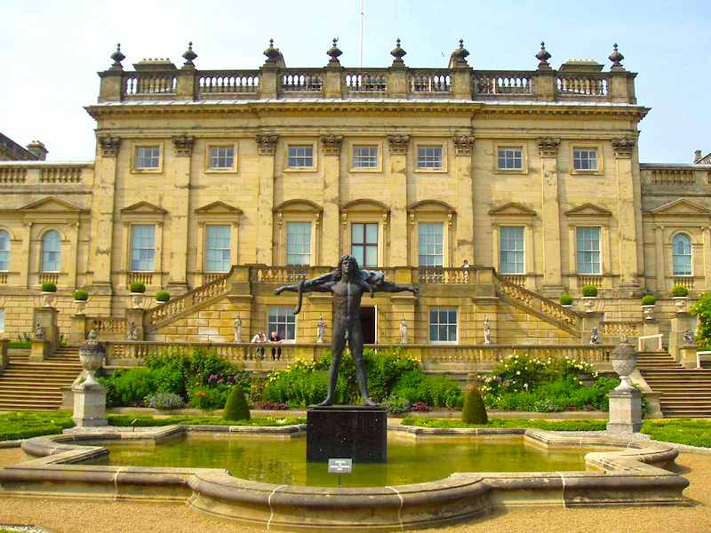 Cosa vedere a Leeds | Guida alle attrazioni cittadine, Harewood House, UK