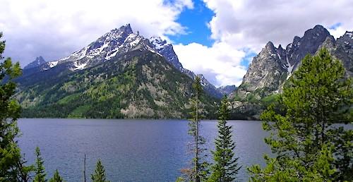 10 cose da vedere nello Wyoming, Jenny Lake Teton County