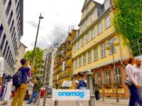 La casa di Goethe a Francoforte | Il museo Goethehaus