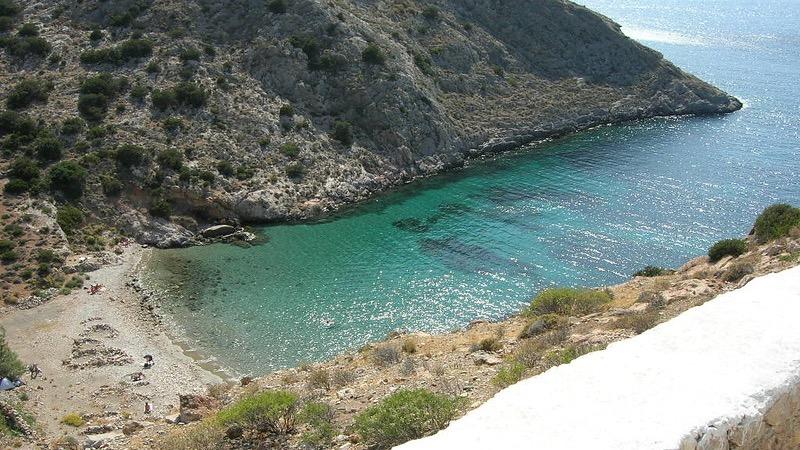 Le spiagge di Syros | Dove andare al mare nell'isola di Syros