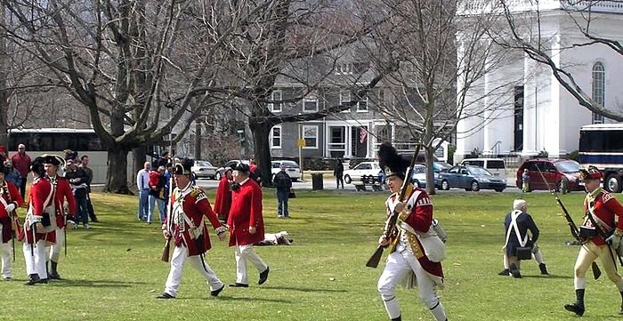 I 10 luoghi da visitare nel Massachusetts, Lexington