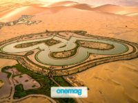 Love Lake Dubai, il lago più romantico del mondo negli Emirati Arabi