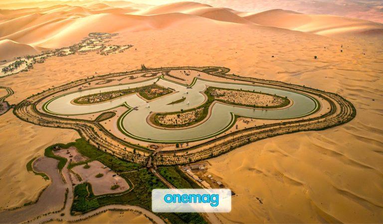Love Lake Dubai | Il lago più romantico del mondo negli Emirati Arabi
