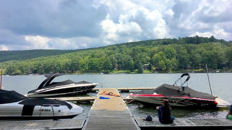 Cosa vedere in Maryland, Deep Creek Lake
