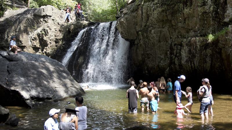 Cosa vedere in Maryland, Kilgore Falls, Rocks State Park