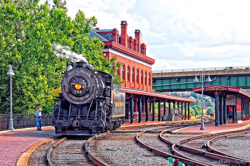 Cosa vedere in Maryland, Western Maryland Scenic Railroad
