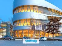 Museo Mercedes-Benz di Stoccarda | Il moderno museo della Mercedes