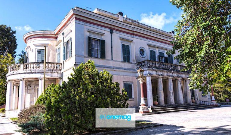 Palazzo Mon Repos, Corfù | Guida di viaggio alla storica villa di Corfù