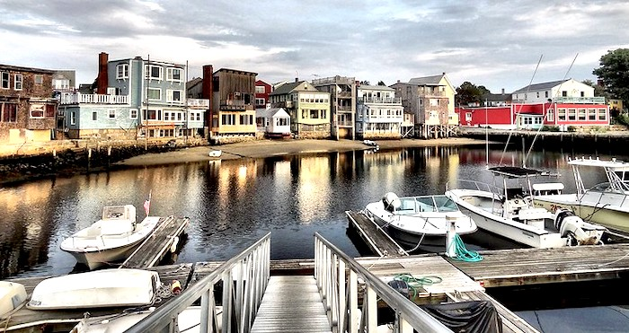 10 luoghi da visitare in Massachusetts, Rockport