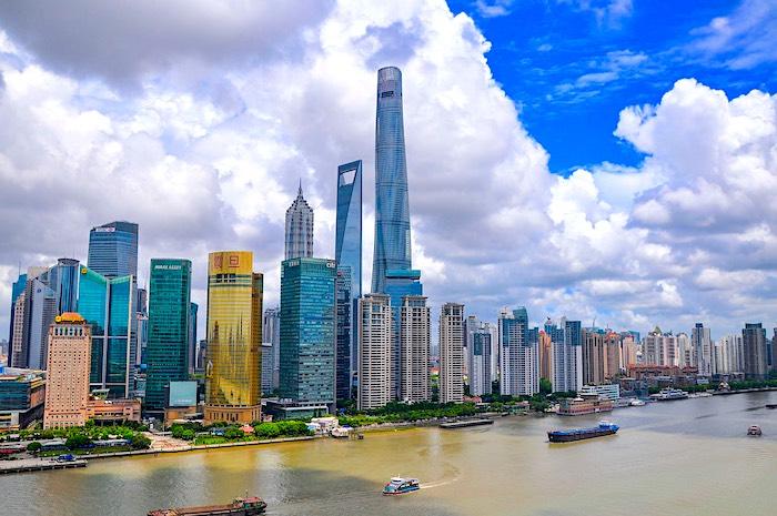 Cosa vedere a Shanghai, Distretto di Pudong