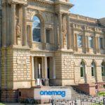 Il museo d'arte europea di Francoforte