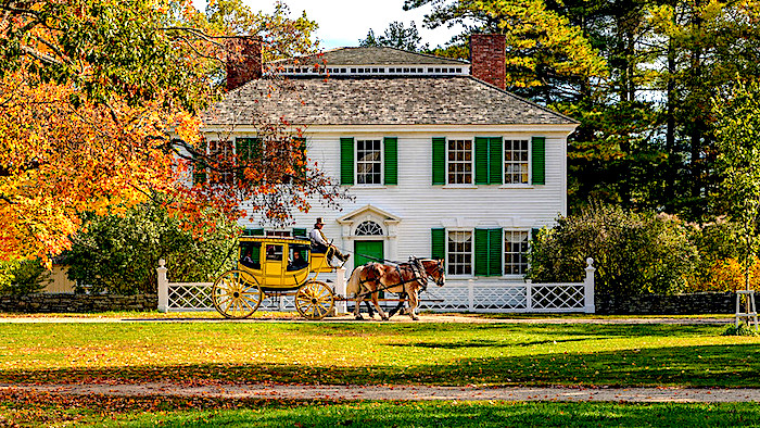 10 luoghi da visitare nel Massachusetts, Sturbridge
