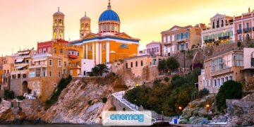 Visitiamo Syros, l'isola dell'arcipelago delle Ciclidi