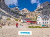 Torri del Valojet, Dolomiti