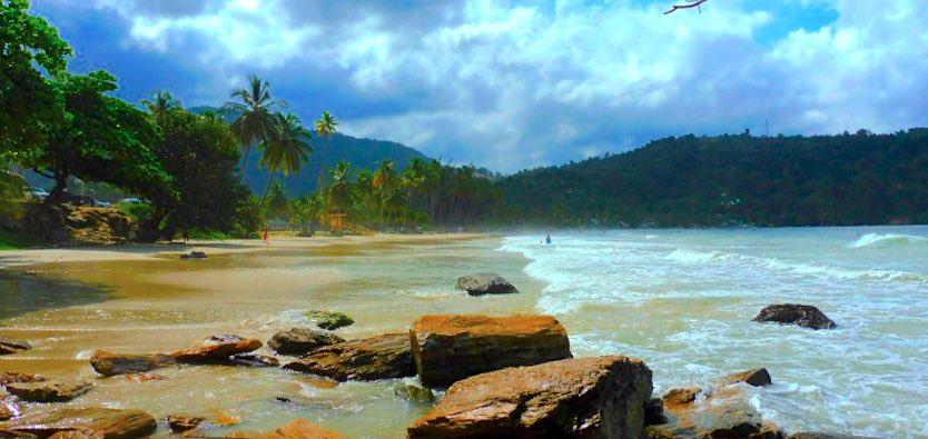 Trinidad e Tobago, Maracas Beach