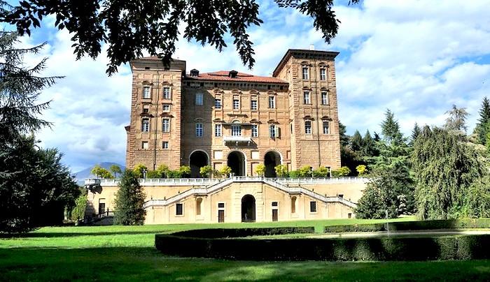 Cosa vedere ad Agliè, il Castello Ducale