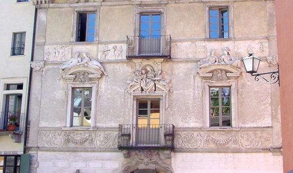 cosa vedere ad Ascona, Casa Serodine