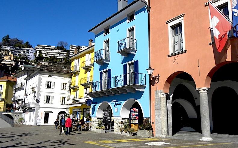 Cosa vedere ad Ascona, centro storico