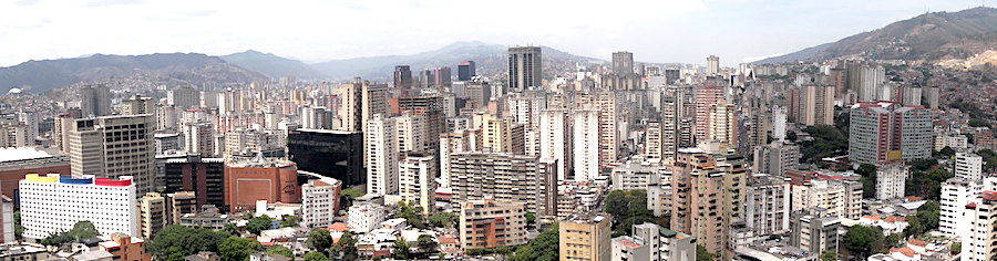 Cosa vedere a Caracas, panorama