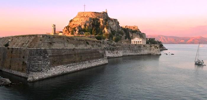 Cosa vedere a Corfù, la vecchia Fortezza