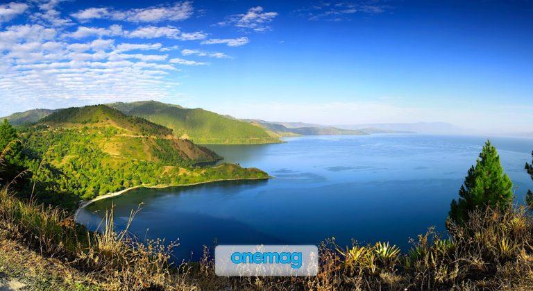 Lago Toba, Indonesia, il lago vulcanico più grande del mondo