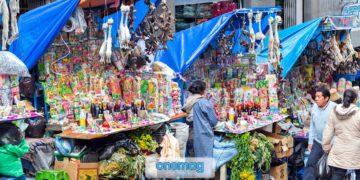 Mercato delle Streghe, La Paz
