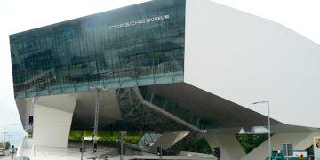 Il museo della Porsche a Stoccarda