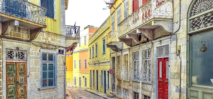 Cosa vedere a Syros, centro storico